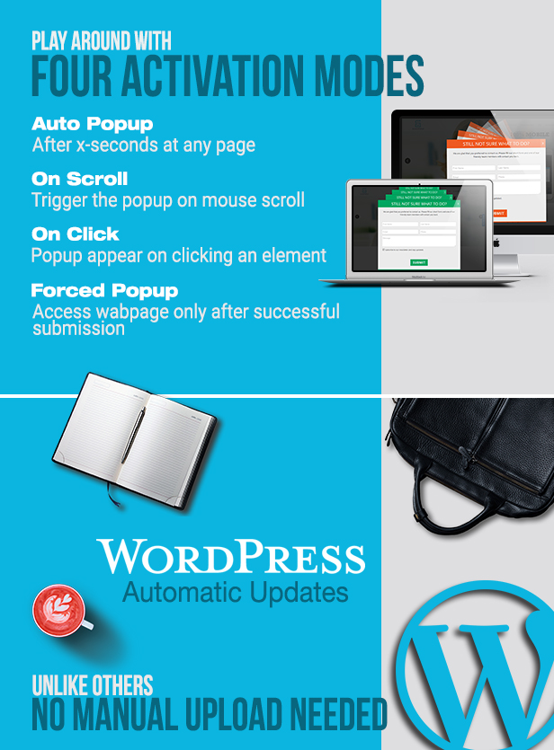 WordPress Popup Plugin - Slick Popup Pro - 5