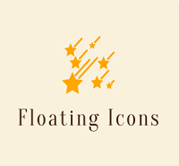 Floating Icons